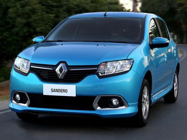 Renault Sandero 2014 Фото 08