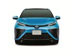Toyota на водороде 2014 Фото 01