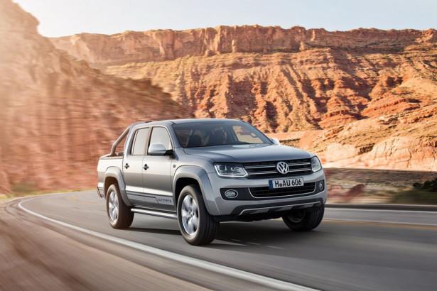 Volkswagen Amarok Ultimate 2014 Фото 01