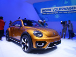 Volkswagen Beetle Dune 2015 Фото 07