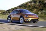 Volkswagen Beetle Dune Concept 2014 Фото 03