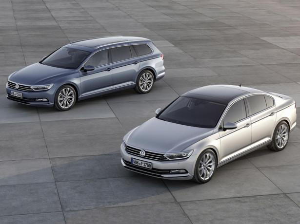 Volkswagen Passat 2015 Фото 10