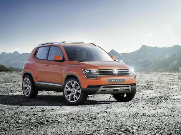 Volkswagen Taigun 2015