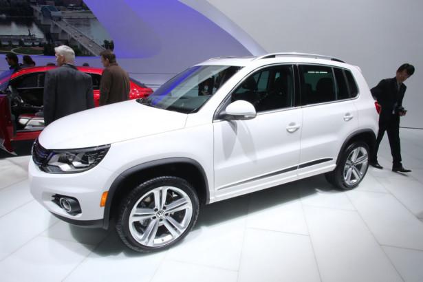 Volkswagen Tiguan  2014 Фото 01