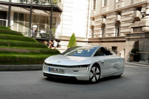 Volkswagen XL1 2014 Фото 01