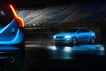 Volvo S60 и V60 Polestar Performance 2015 Фото 19
