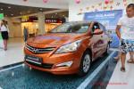 Премьера нового Hyundai Solaris от компании Агат в Волгограде