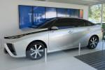 водородный Toyota FCV 2014 Фото 01