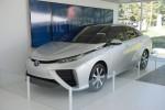 водородный Toyota FCV 2014 Фото 02