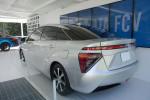 водородный Toyota FCV 2014 Фото 03