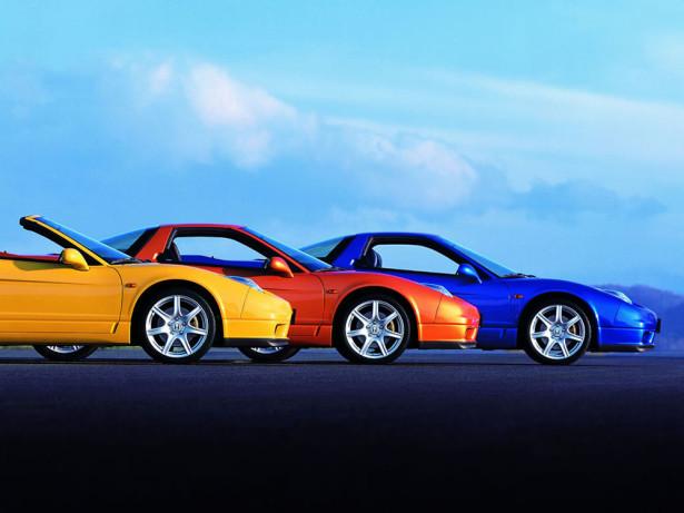 яркие автомобили