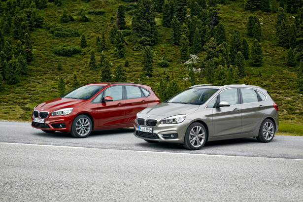 BMW 2-Series Active Tourer 2014 Фото  31