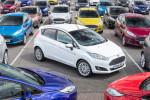 Ford Fiesta Фото  01