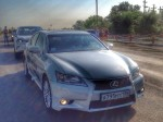 Летняя экспедиция в Краснодарский край на автомобилях Lexus