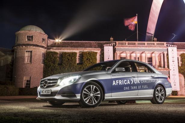 Mercedes E300 BlueTEC-Hybrid 2014 Фото  01