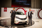 Nissan Note Nismo S 2015 Фото  01