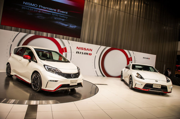 Nissan Note Nismo S 2015 Фото  13
