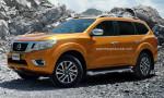 Внедорожник на базе нового пикапа Nissan Navara находится в разработке