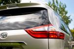 Toyota Sienna 2015 Фото  10