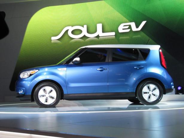 2015 Kia Soul EV