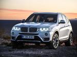 BMW X3 2014 Фото 19