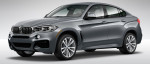 BMW X6  2016 фото 14