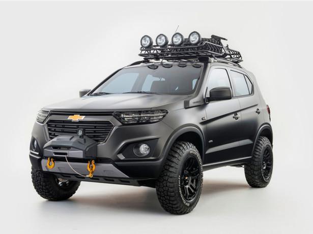 Chevrolet Niva концепт 2015 Фото 25