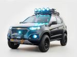 Chevrolet Niva концепт 2015 Фото 26