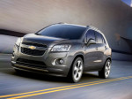 Chevrolet Tracker 2015 Фото 02