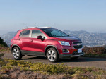Chevrolet Tracker 2015 Фото 03