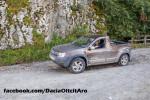 Dacia Duster пикап 2015 Фото 01