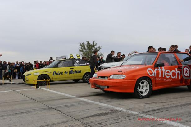 Drag racing в Волгограде 2014 Фото 19