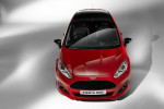 Ford Fiesta Black Red Edition 2014 фото 04