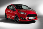 Ford Fiesta Black Red Edition 2014 фото 05