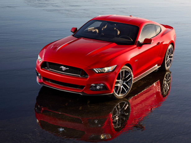 Ford Mustang 2015 Фото 01