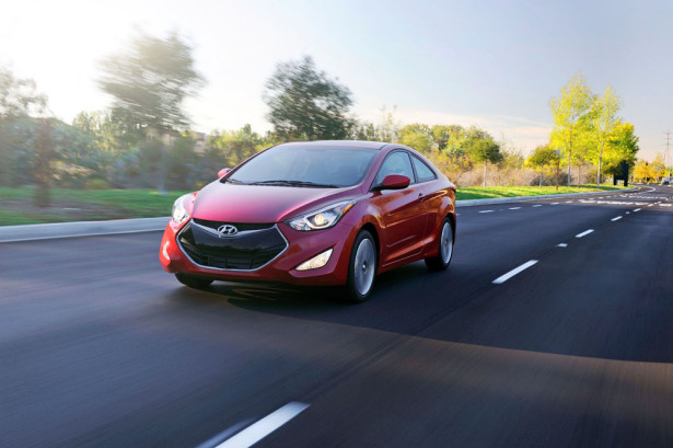 Hyundai Elantra Coupe 2014 фото 01