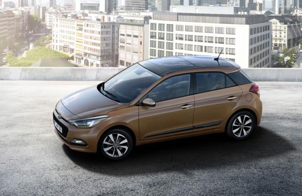 Hyundai i20 2015 Фото 03