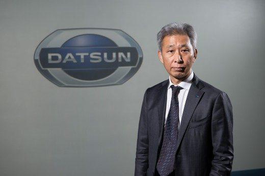Коджи Нагано Datsun
