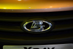 Концепты Lada Vesta XRay 2014 Фото 07