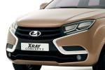 Концепты Lada Vesta XRay 2014 Фото 27