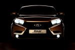Концепты Lada Vesta XRay 2014 Фото 32