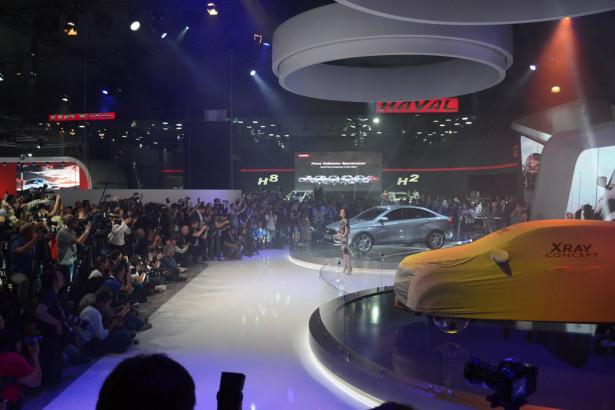 Концепты Lada Vesta XRay 2014 Фото 42