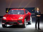 Lamborghini Urus 2015 Фото 01