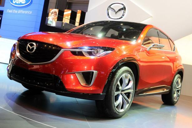 Mazda CX5 фото 04