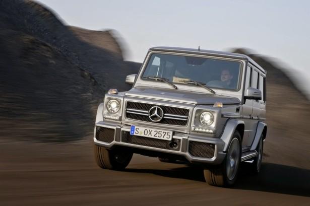 Mercedes-Benz G-Class AMG 2014 Фото 01