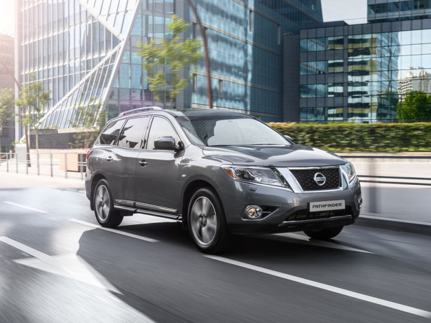 Nissan Pathfinder 2014 года Фото 01