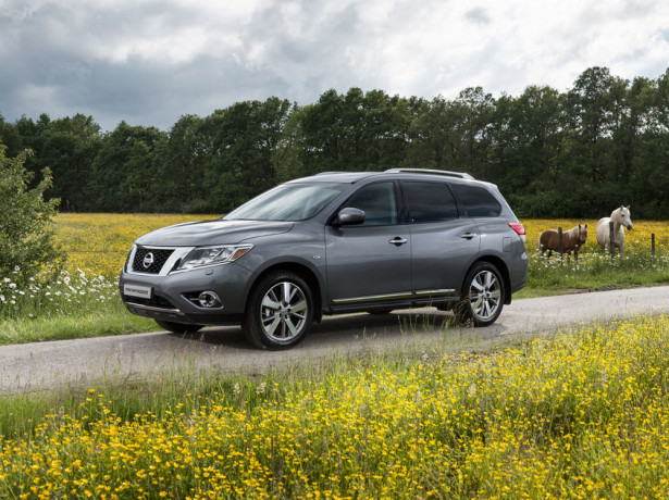 Nissan Pathfinder 2014 года Фото 12