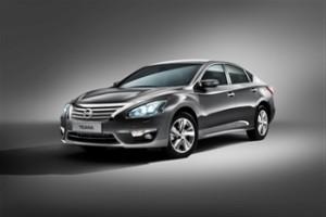 Новый Nissan Teana 1