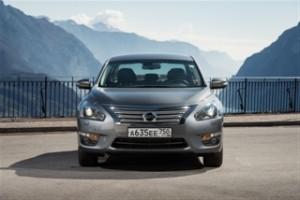 Новый Nissan Teana 3