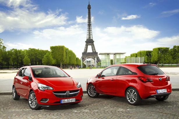 Opel Corsa 2015 Фото 01